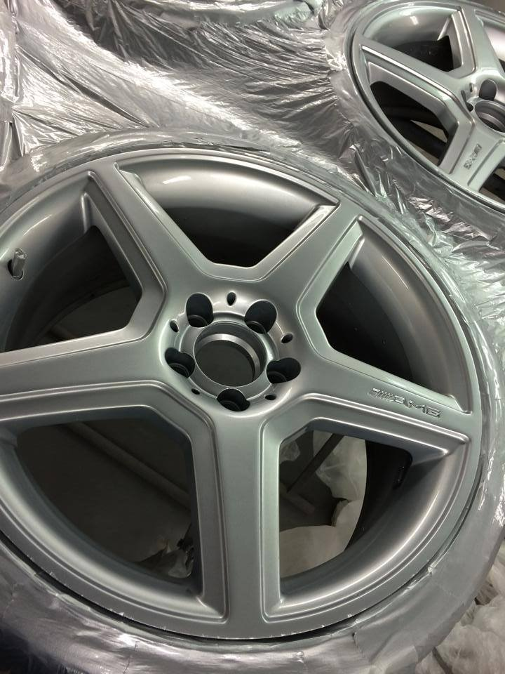 alloy repair and restoration