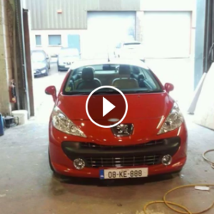 car crash repairs cork